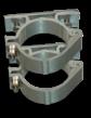 Bordbeugel  standaard (set 2 stuks) �76mm