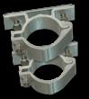 Bordbeugel  standaard (set 2 stuks) �60mm